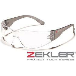 ZEKLER Okulary ochronne 30-HC bezbarwne 380600502