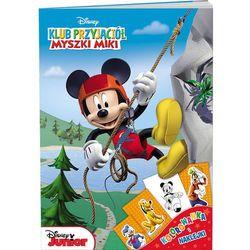 Kolorowanka z naklejkami - Klub Myszki Miki