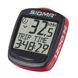 Licznik rowerowy Sigma Baseline 1200 WL Czarny