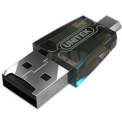 Czytnik kart microSD - USB / micro USB OTG Unitek Y-2212 do smartfonów, tabletów, komputerów