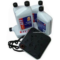 Filtr oleju + mineralny olej ATF III skrzyni biegów Chrysler Pacifica 4SPD