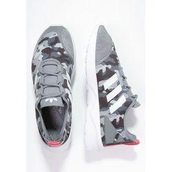 adidas Originals ZX FLUX VERVE Tenisówki i Trampki grey/pink/chalk white