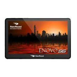 Zestaw GPS NavRoad ENOVO S6 + AutoMapa Polska i Europa + 4GB