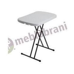 Składany stolik cateringowy 66 cm
