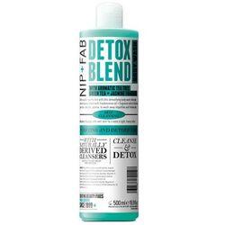 Nip+Fab Detox Blend Body Wash 500ml - Clear