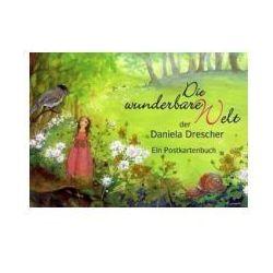 Die wunderbare Welt der Daniela Drescher, Postkartenbuch