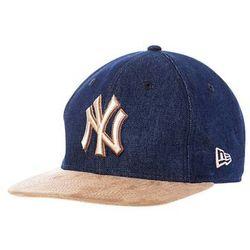 New Era 9FIFTY NEW YORK YANKEES Czapka z daszkiem navy/brown