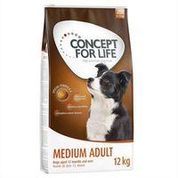 Concept for Life Medium Adult - 12 kg