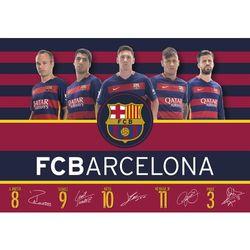 Podkładka na biurko ASTRA FC-119 FC Barca Fan 4