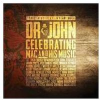 The Musical Mojo Of Dr John: The Celebration Of Mac & Hsi Music 2cd/dvd