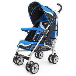 Milly Mally, Rider New Blue, wózek spacerowy Darmowa dostawa do sklepów SMYK