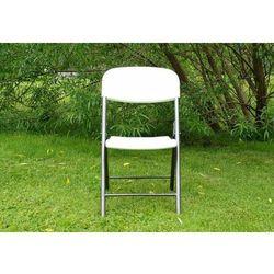 Rovens.pl Składane krzesło ogrodowe 57x47x84cm