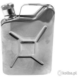 Piersiówka Kanister MFH - stal nierdzewna (170 ml)