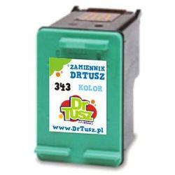Tusz Zamiennik 343 Kolorowy do HP PSC 1510 - DARMOWA DOSTAWA w 24h
