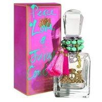 Juicy Couture Peace, Love and Juicy Couture perfumy damskie - woda perfumowana 100ml - 100ml