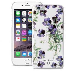 HAPPINESS FLOWERS - Etui iPhone 6 Odbiór osobisty w ponad 40 miastach lub kurier 24h