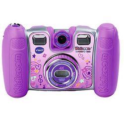 VTech, Kidizoom Twist Plus, aparat cyfrowy, różowy Darmowa dostawa do sklepów SMYK