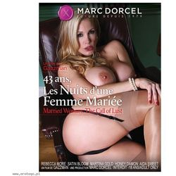 DVD Marc Dorcel - Married Woman: The Call of Lust