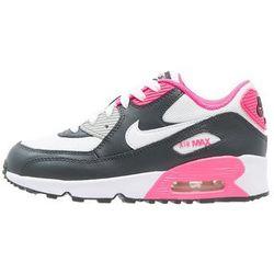 Nike Sportswear AIR MAX 90 Tenisówki i Trampki anthracite/white/hyper pink
