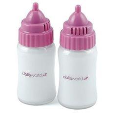 Interaktywna butelka dla lalki z dźwiękiem