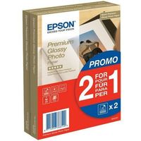 Epson Premium Glossy Photo Pap 100 x 150 mm, 255g 80ark