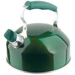 Czajnik aluminiowy SAFE HOLD zielony