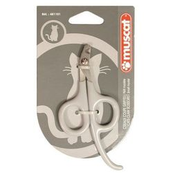 Zolux Muscat Nożyczki do obcinania pazurów kota małe [481101]