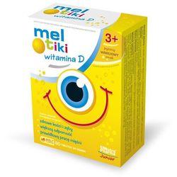 Mel-tiki witamina D 60tbl do ssania