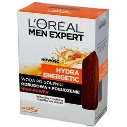 LOREAL Men Expert 100ml Hydra Energetic Woda po goleniu High Power