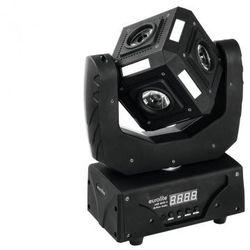 5bde9f8aff Eurolite LED MFX-3 Action cube ruchoma głowa LED Beam   EFX Płacąc  przelewem przesyłka