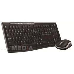 MK270 Bezprzewodowy zestaw klawiatura i mysz 920-004508