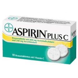 Aspirin C 400mg+240mg 10 tabl.