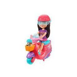 Dora i piesek- przygoda na skuterze Fisher Price