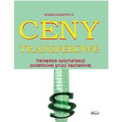Ceny transferowe - Marek Barowicz