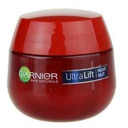Garnier UltraLift ujędrniający krem na noc przeciw zmarszczkom + do każdego zamówienia upominek.
