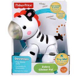 Zebra Clicker Pal - Fisher-Price