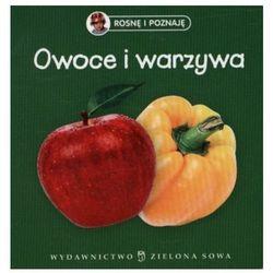 Rosnę i poznaję Owoce i warzywa (opr. kartonowa)