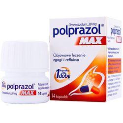 Polprazol Max kaps.dojel.twarde 0,02 g 14 kaps.