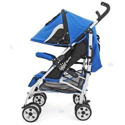 MillyMally Wózek spacerowy RIDER, niebieski