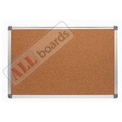 Tablica korkowa (rama aluminiowa) 100x150 cm