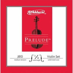 D'addario Prelude J810-14M struny do skrzypiec 1/4