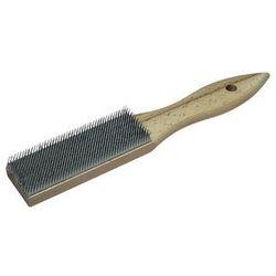 WOLFCRAFT Szczotka ręczna pilnikowa drut stalowy uchwyt drewniany 2719000 (ZNALAZŁEŚ TANIEJ - NEGOCJUJ CENĘ !!!)