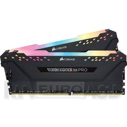 Corsair Vengeance RGB PRO Black DDR4 (2 x 16GB) 32GB 3000 CL15