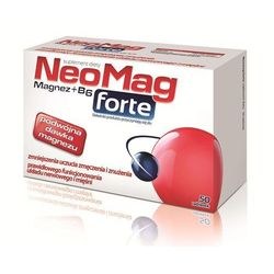 NEOMAG FORTE tabl. - 50 tabl.