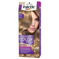 Palette Intensive Color Creme Farba do włosów Jasny Blond nr N7
