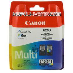 PG540 + CL541 tusze Canon dwupak (oryg.) do Canon MG3550, MG4250, MG2250, MG3150, MG3250, MX395, MX375, MX475