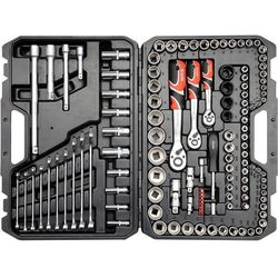 Zestaw narzędziowy YATO YT-38801 XL (120 elementów) + DARMOWY TRANSPORT!