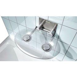Siedzisko prysznicowe Ravak Ovo P Clear (przezroczyste) B8F0000000 - Clear