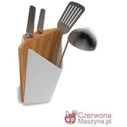 Pojemnik na narzędzia kuchenne Forminimal, biały