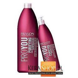 Revlon Proyou Oczyszczający Szampon Do Włosów 1000 ml